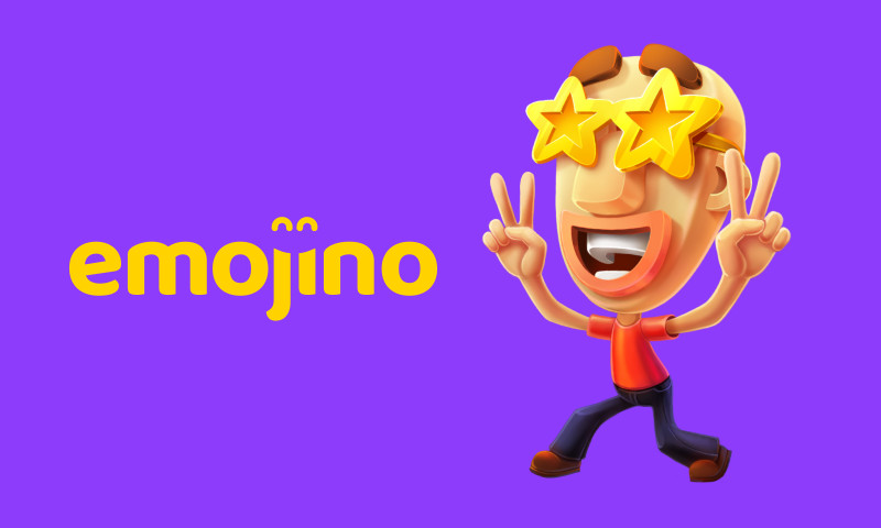 emojino logo casino